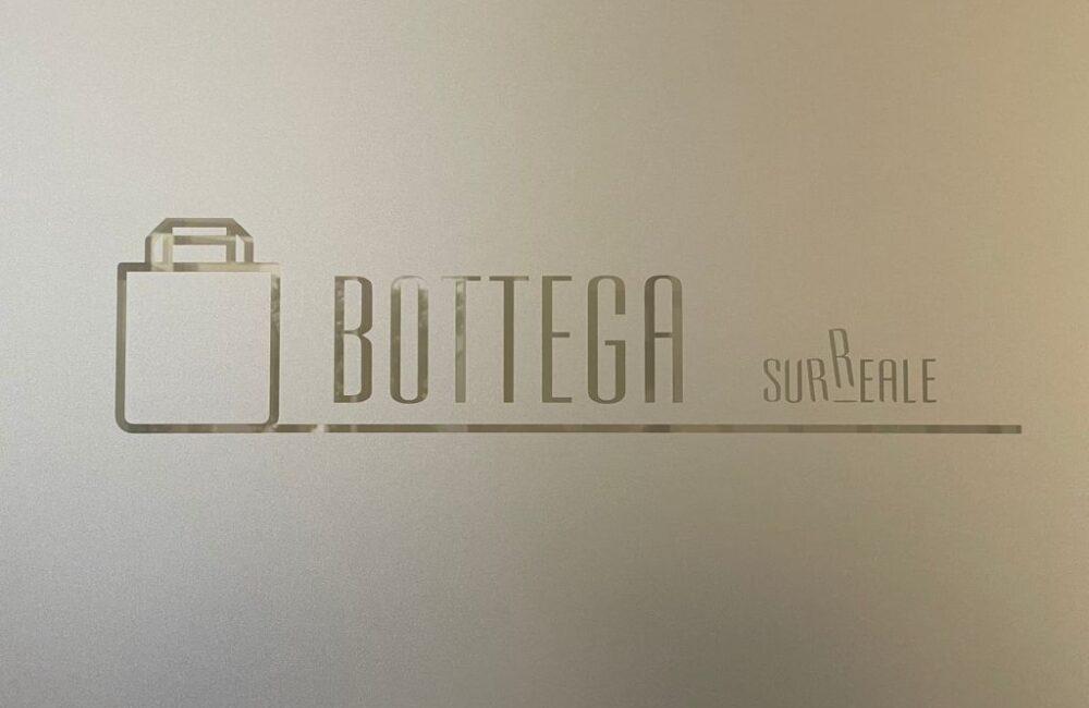 SurReale - la Bottega - vetrata