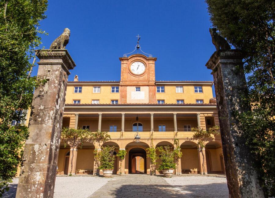 Villa Reale di Marlia - palazzina dell'Orologio