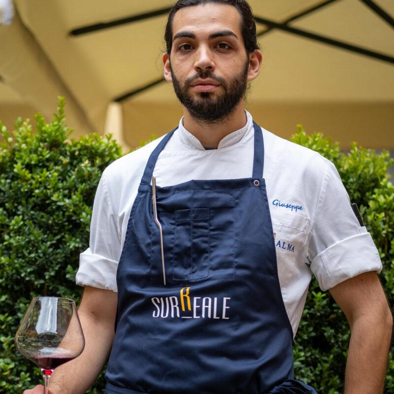 staff cucina SurReale Lucca - Giuseppe