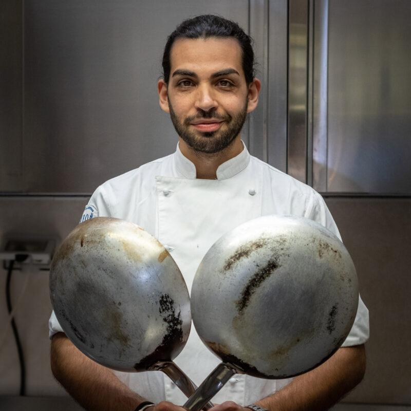 Giuseppe - Head Chef a SurReale