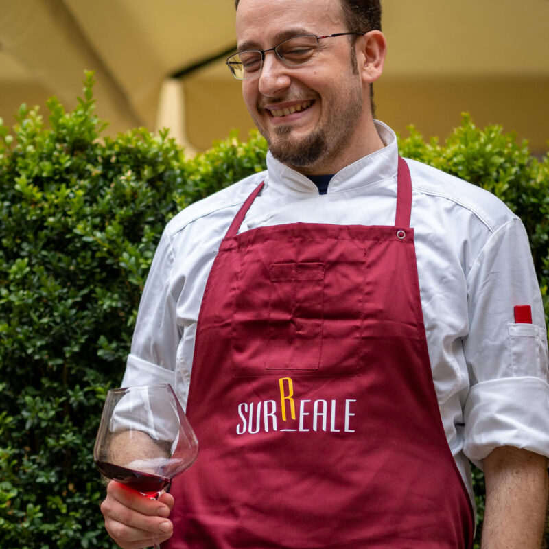 Sous Chef SurReale Lucca - Michele